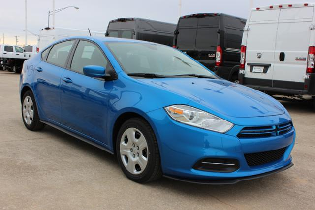 New Dodge Dart 4dr Sdn SE