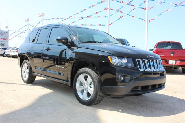 New Jeep Compass FWD 4dr Sport