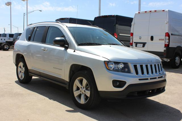 Used Jeep Compass 4WD 4dr Sport