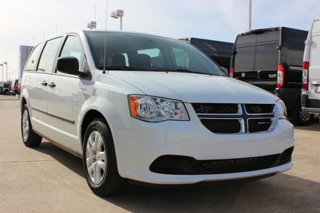 New Dodge Grand Caravan 4dr Wgn American Value Pkg