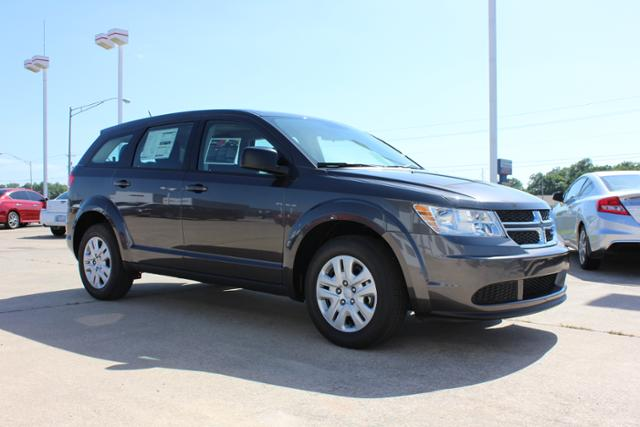 New Dodge Journey FWD 4dr American Value Pkg